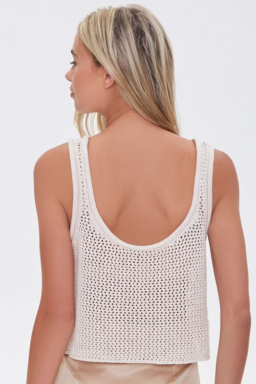 Sheer Netted Tank Top, image 3