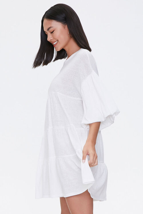 Tiered Mini Dress, image 2