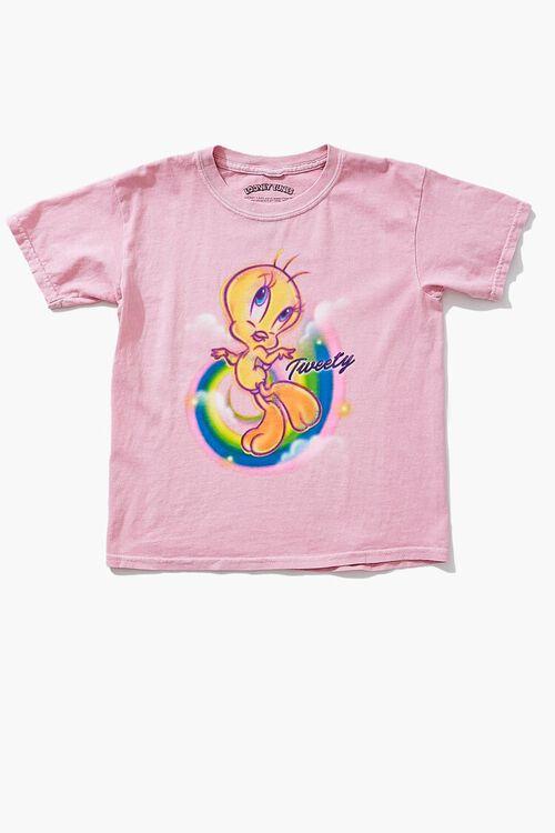Girls Tweety Graphic Tee (Kids), image 1