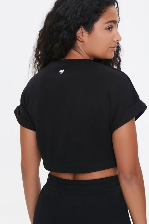 Active Reset Graphic Cropped Tee, image 3