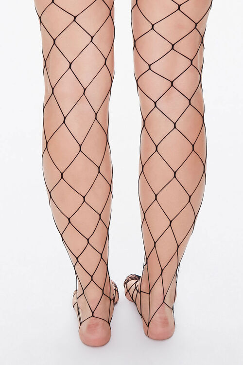 Oversized Fishnet Tights, image 4