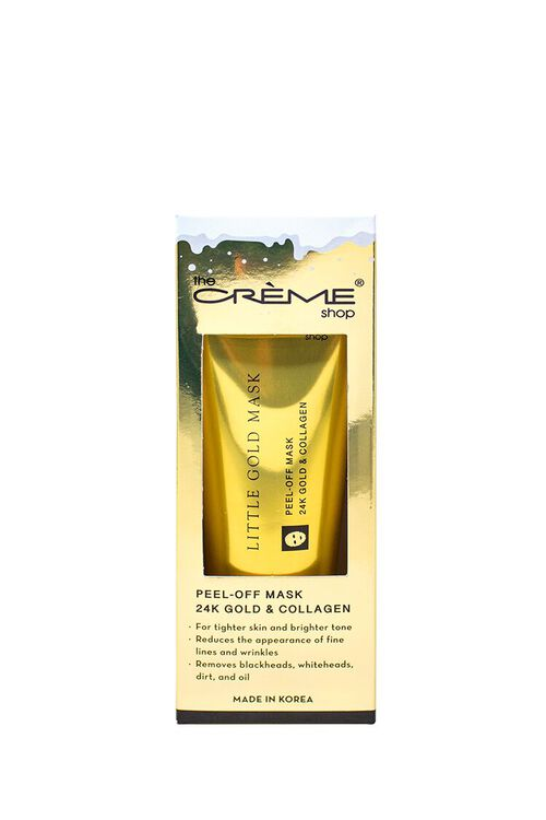 GOLD Little Gold Peel-Off Mask Holiday Edition, image 2