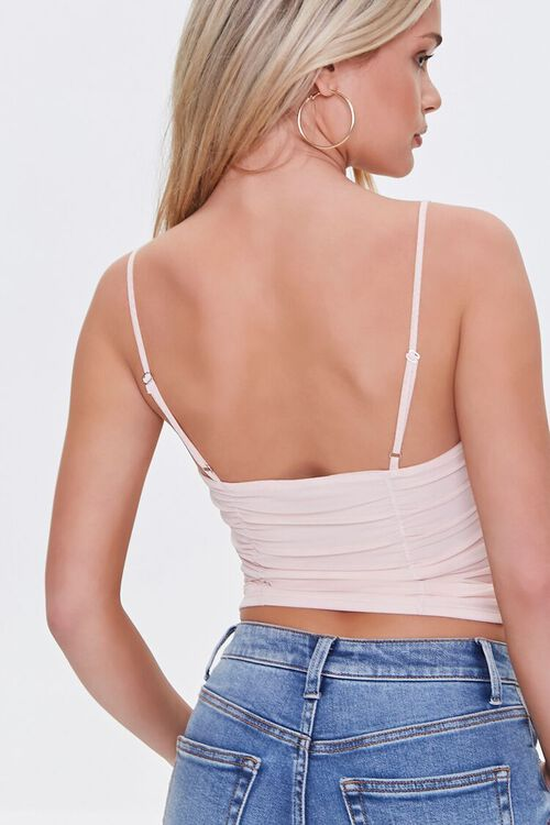 Ruched Sweetheart Cami, image 3
