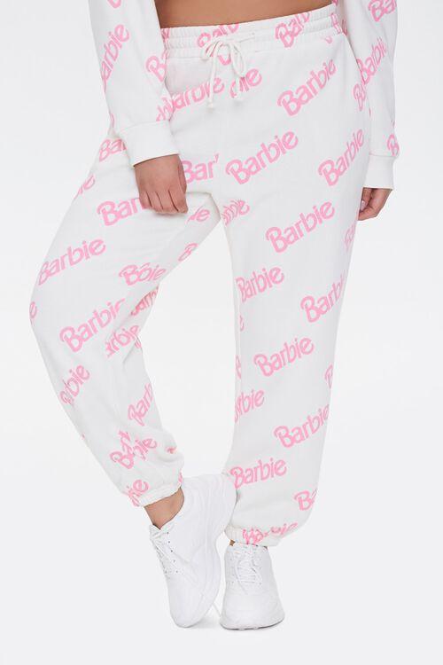 Plus Size Barbie™ Joggers, image 2
