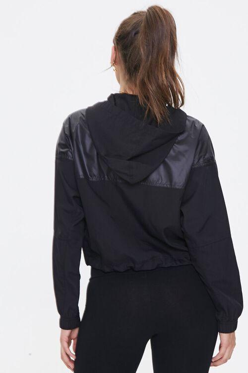 Active Paneled Zip-Up Hoodie, image 3