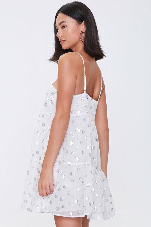 Chiffon Polka Dot Dress, image 2