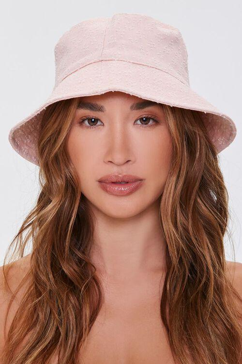 Textured Bucket Hat, image 1