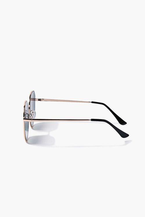 Tinted Metal Sunglasses, image 3
