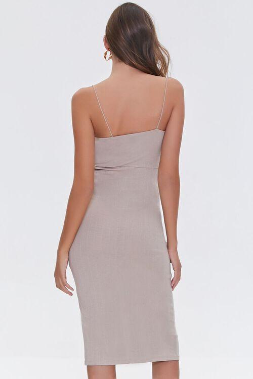 Asymmetrical Cami Dress, image 3