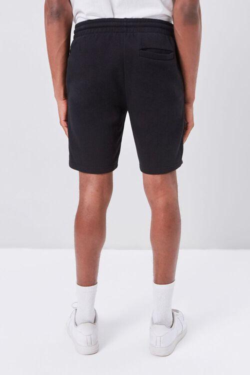 French Terry Drawstring Shorts, image 4