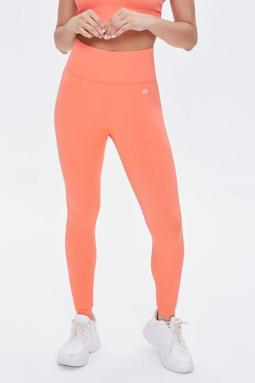 Active Seamless High-Rise Leggings, image 2