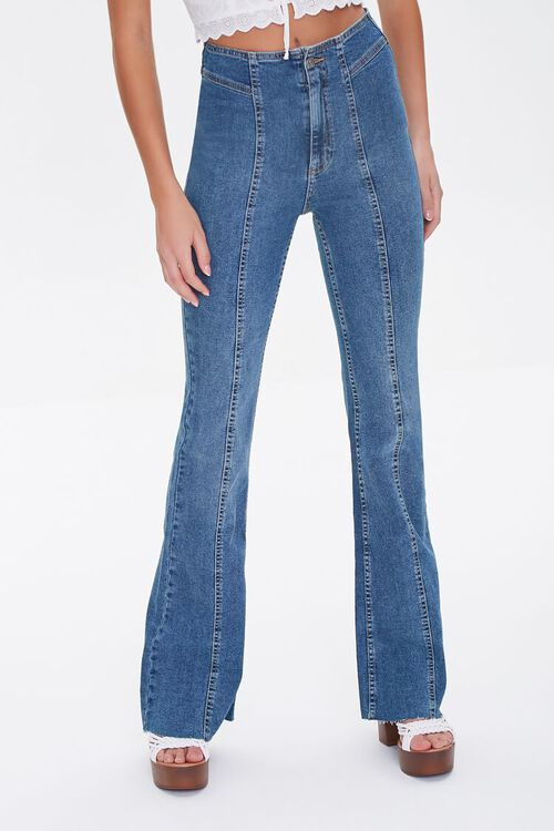 High-Rise Flare Jeans, image 2