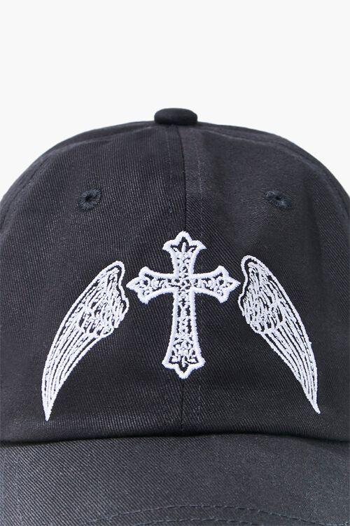 Winged Cross Dad Cap, image 4