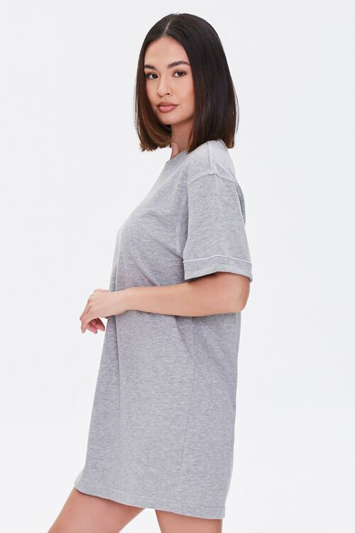 Boxy T-Shirt Dress, image 3