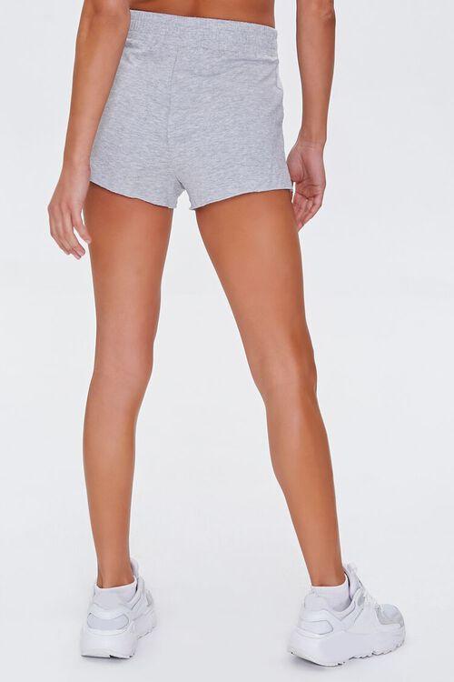 Heathered Pull-On Shorts, image 4
