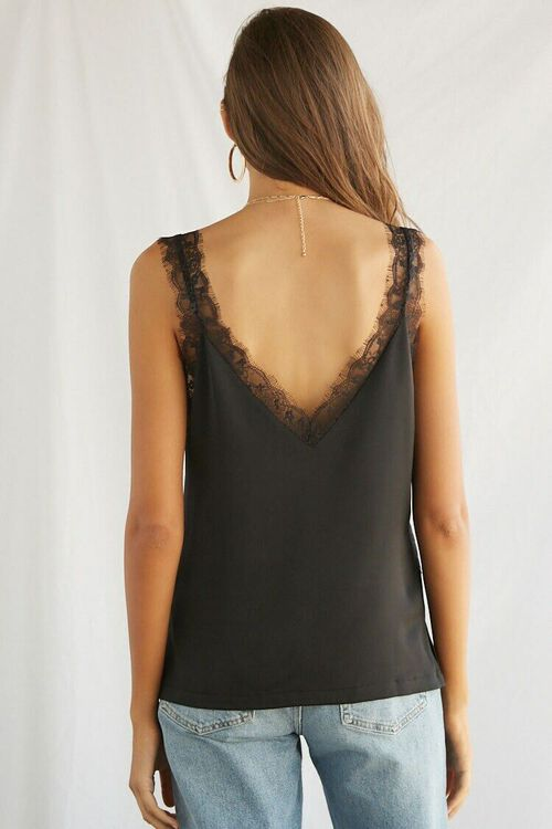 Floral Lace-Trim Top, image 3