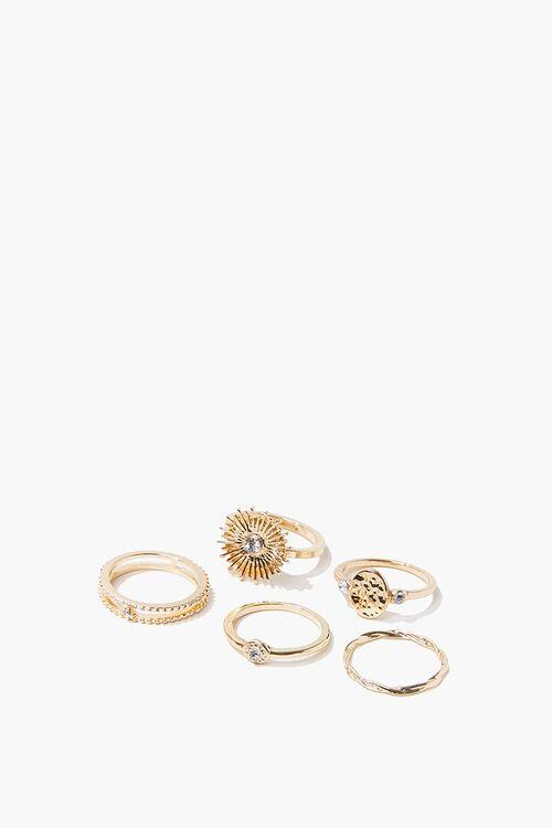 Sun Ring Set, image 1