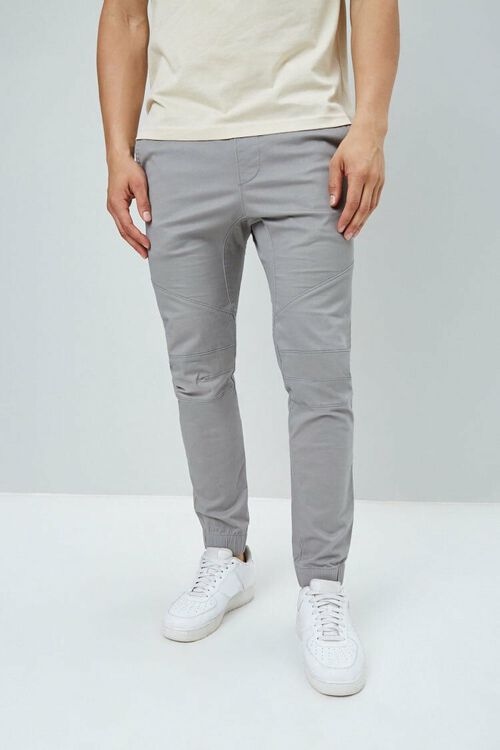 Paneled Jogger Pants, image 2