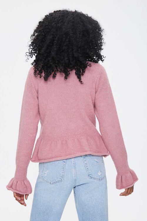 Rolled Ruffle-Trim Sweater, image 3