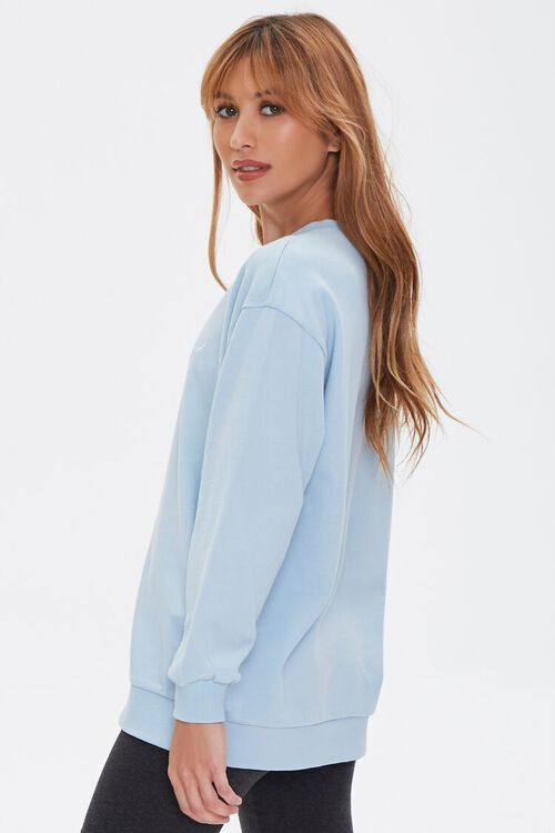 Embroidered Sunny Days Pullover, image 2