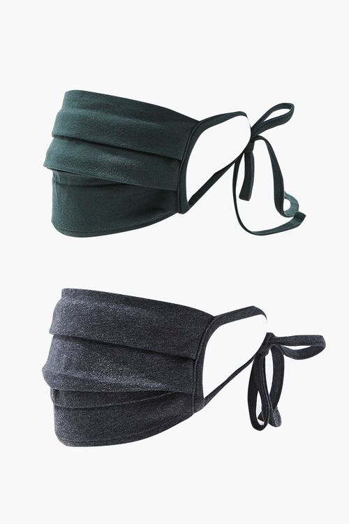 Tie-Strap Face Mask, image 2
