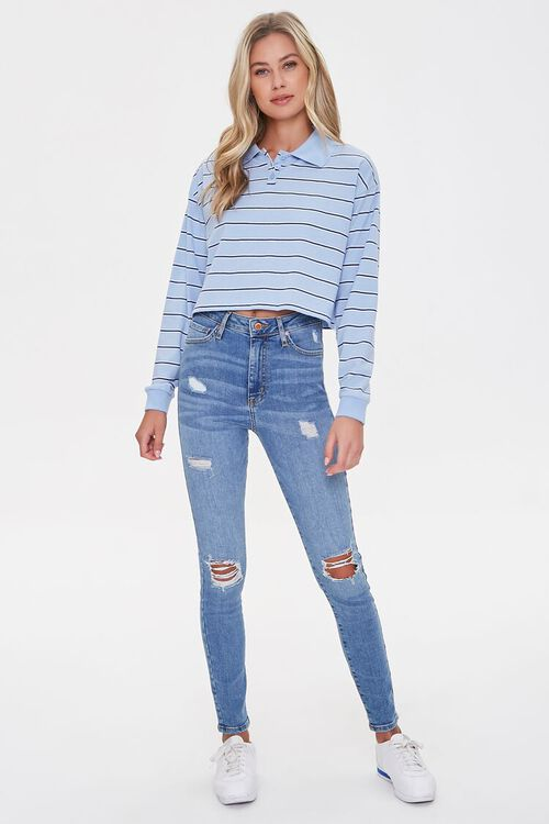 Striped Rugby Shirt, image 4