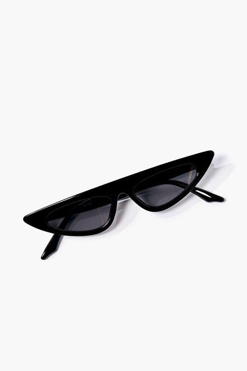 Thin Cat-Eye Sunglasses, image 4