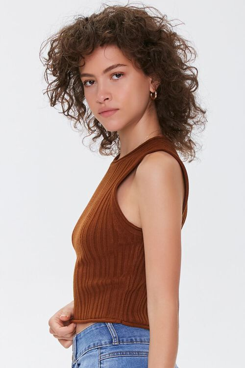 Sweater-Knit Tank Top, image 2