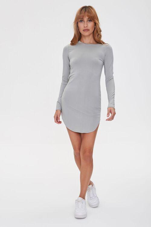 Mini T-Shirt Dress, image 4