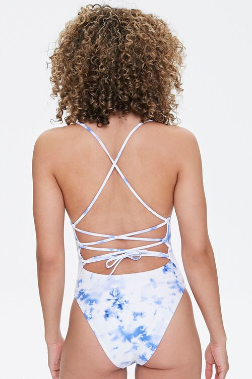 Cloud Wash One-Piece Swimsuit, image 3