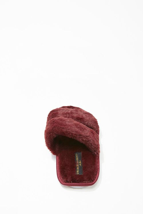 Plush Caged Slippers, image 2
