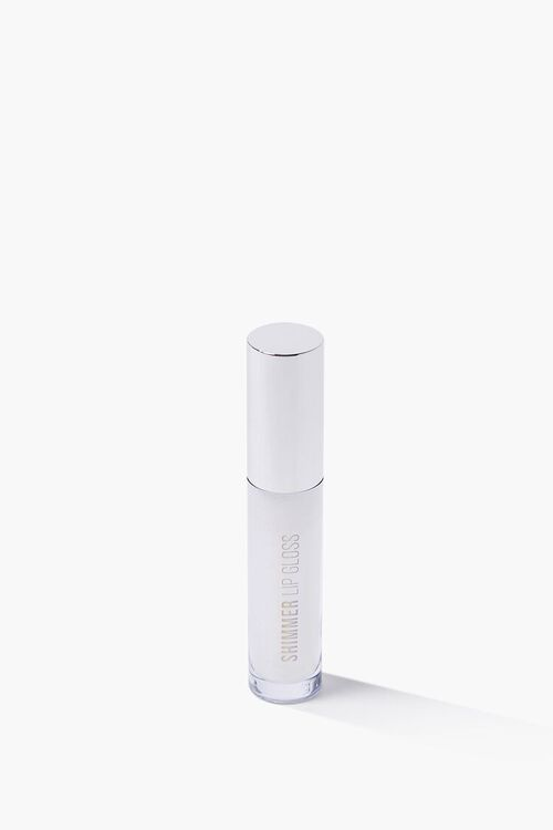 CLEAR/CLEAR Shimmer Lip Gloss, image 1