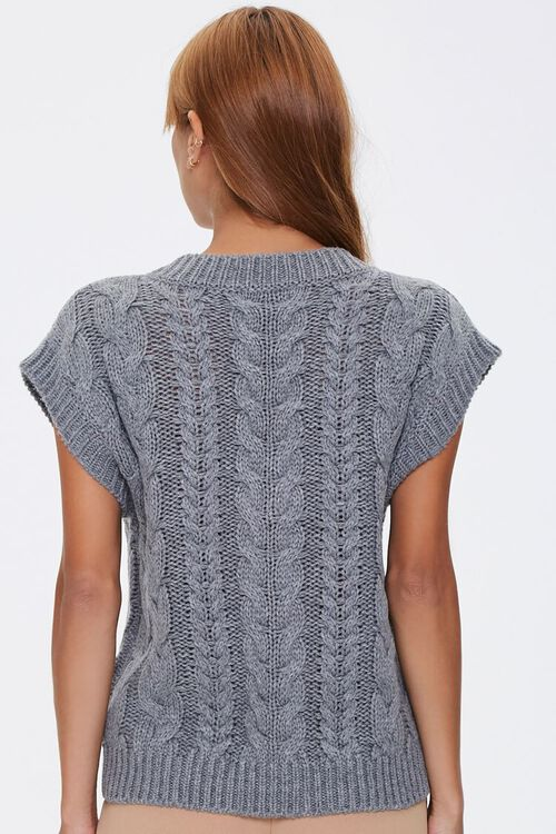 Pointelle Short Sleeve Sweater, image 3