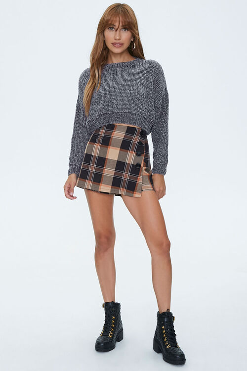 Ribbed Chenille Sweater, image 4