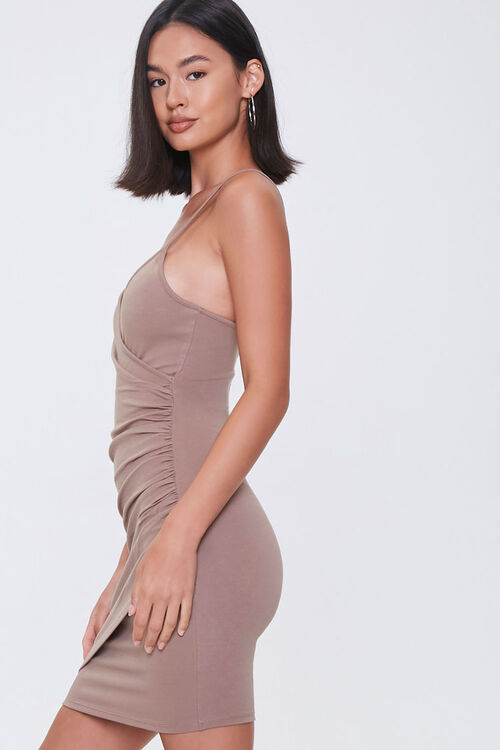 Ruched Bodycon Dress, image 2