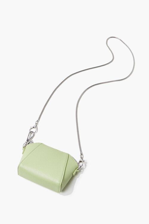MINT Faux Leather Crossbody Bag, image 4