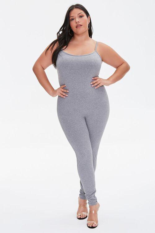 Plus Size Cami Jumpsuit, image 4