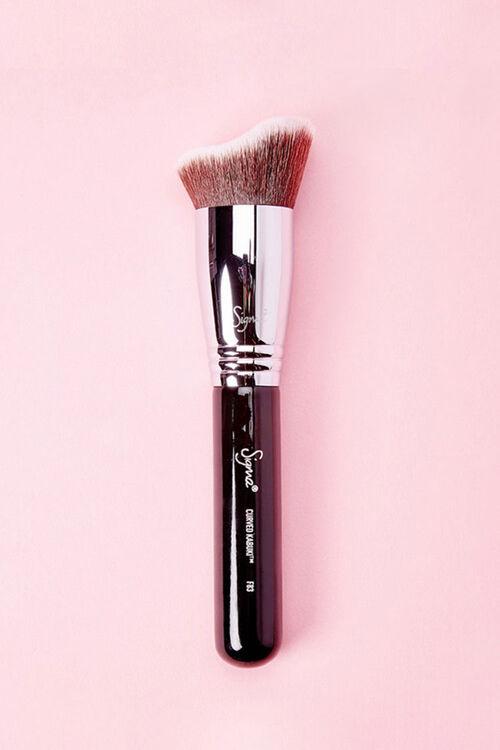 F83 Curved Kabuki Brush, image 1