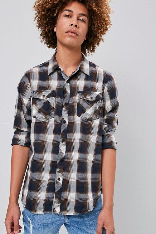 Classic Plaid Flannel Shirt, image 2