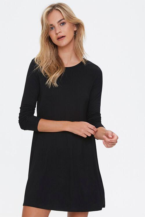 Shift Mini Dress, image 1