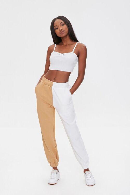Split Colorblock Sweatpants, image 1