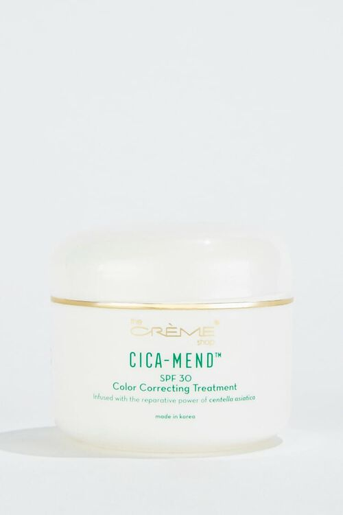 WHITE/GREEN Cica-Mend SPF 30 Color Correcting Treatment, image 1