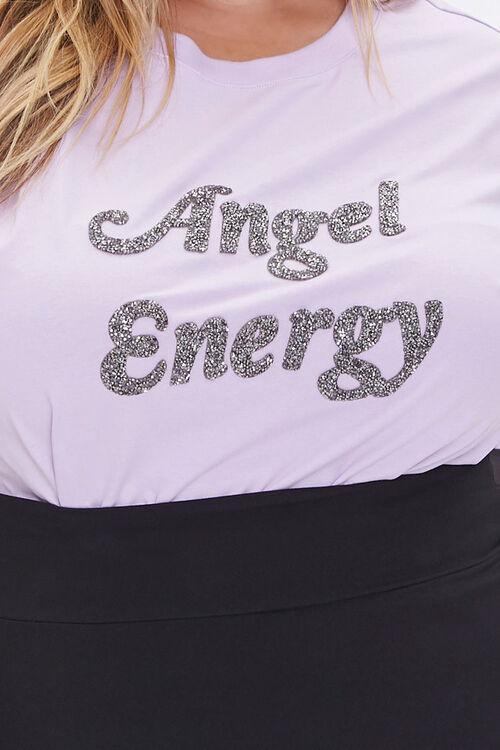 Plus Size Angel Energy Tee, image 5