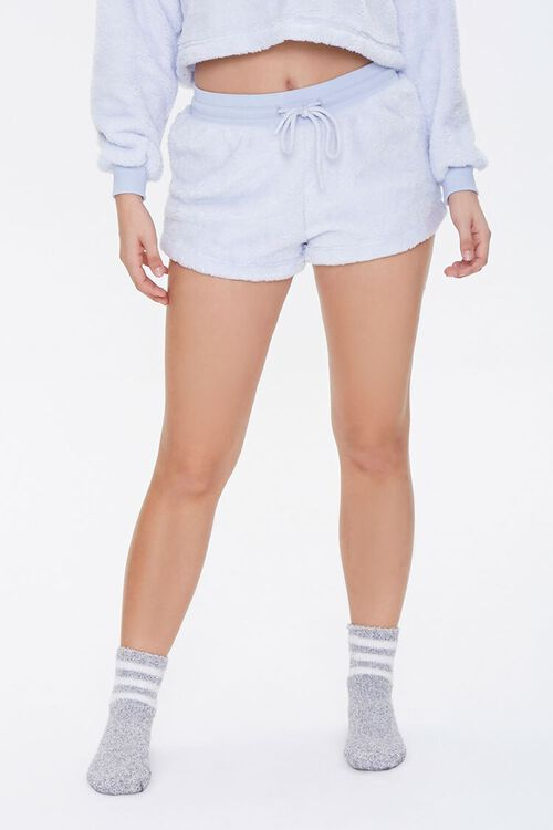 Plush Lounge Shorts, image 2
