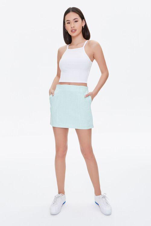 Striped Mini Skirt, image 5