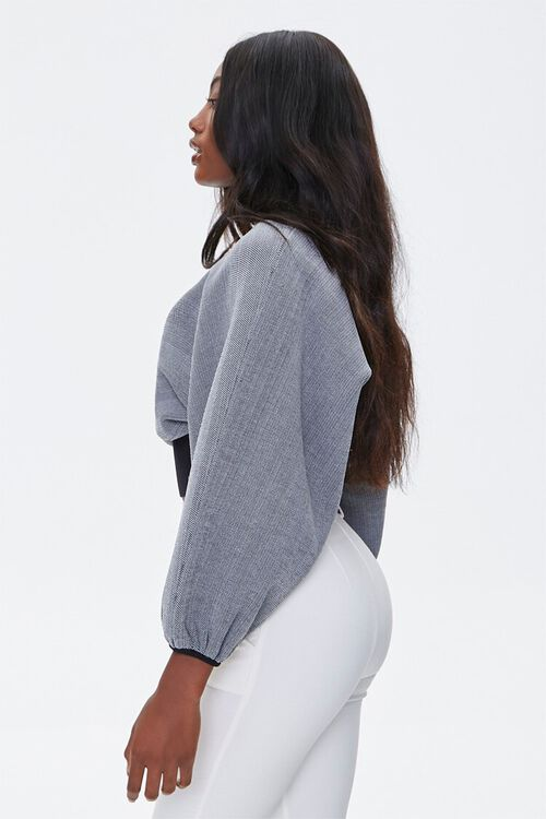 Balloon-Sleeve Sweater, image 2