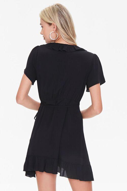 Ruffled Wrap Dress, image 3