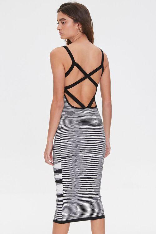 Abstract Geo Midi Dress, image 3