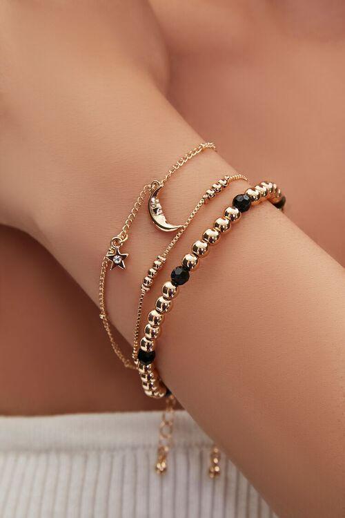 Celestial Charm Bracelet Set, image 1
