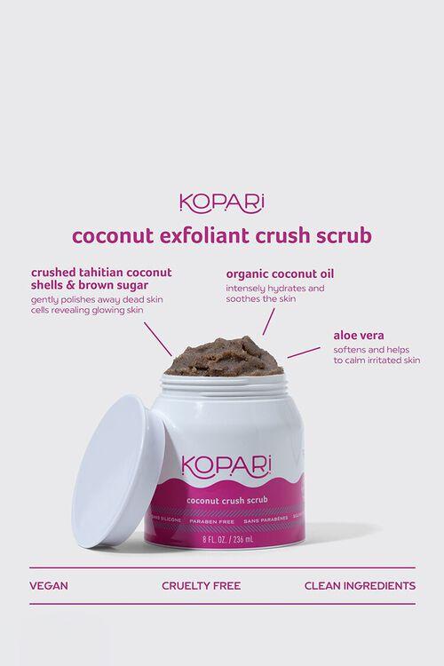 WHITE/MULTI Coconut Crush Scrub, image 3